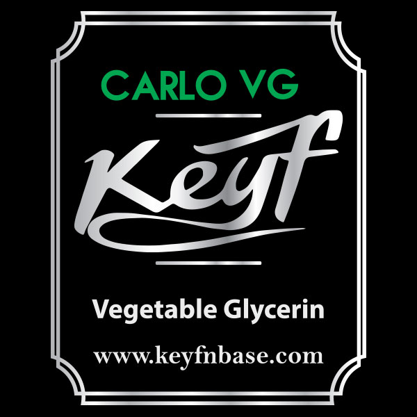 Carlo - Vegetable Glycerin