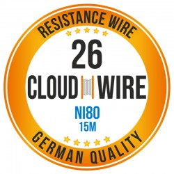 Cloud Wire 26ga NI80 (15M)