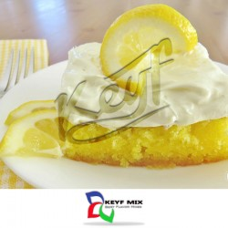 Keyf Mix Lemon Cake- 10ml Dolum Aroma